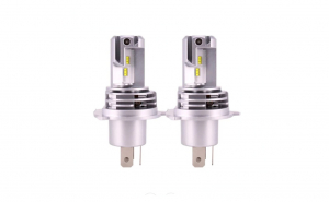 Set 2 x Lampa LED M3, H4, 55W