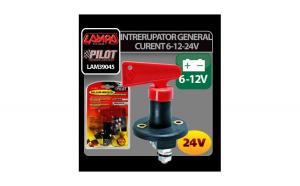 Intrerupator general curent 6-12-24V