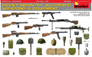 1:35 Soviet Infantry Automatic Weapons