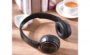 Casti fara fir pliabile Bluetooth
