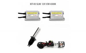 H3 SLIM  12V 35W 4300K