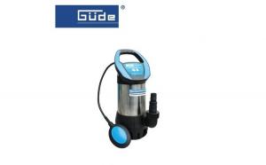 Pompa de apa de imersie pentru apa poluata si curata GS 7501 I   GUEDE 94603