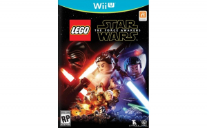 Joc Lego Star Wars The Force Awakens pentru Nintendo WII-U