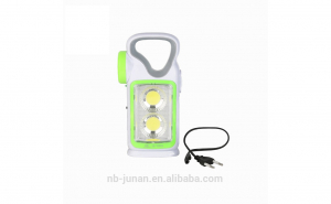 Lanterna cu incarcare solara si electric