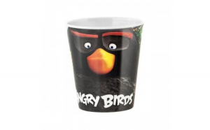 Pahar melamina Angry Birds Lulabi