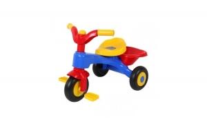 Tricicleta colorata