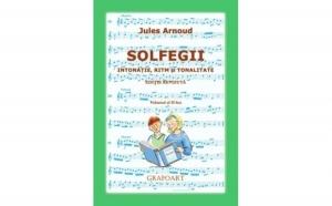 Solfegii vol. II, autor J. Arnoud