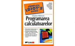 Programarea calculatoarelor, autor Clayton Walnum