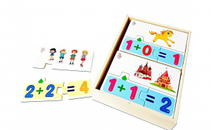 Joc educational, Multi function matching
