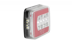 Lampa stop camion patrata LED SMD TRS003