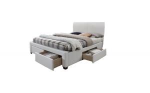 Pat pentru dormitor cu spatii de