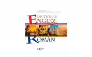 Dictionar englez-roman, autor Academia Romana de Lingvistica
