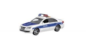 Vehicul de politie cu sunet si lumina