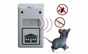 Aparat cu ultrasunete anti-daunatori - ultima inovatie impotriva daunatorilor