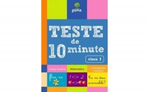 Teste de 10 minute.
