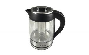 Fierbator 2 in 1 pentru apa si ceai