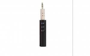 Kit auto Bluetooth V.2, 3.5mm Jack, MP3 Player, Hands-Free, USB Charger, Negru
