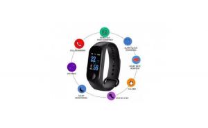 M3 Plus, Bratara Fitnes Smartband,
