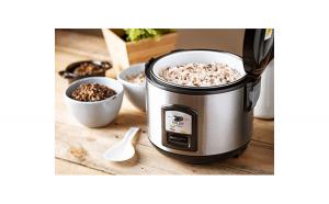 Aparat de gatit orez si legume capacitate 1.5l, 500w, Adler AD6406
