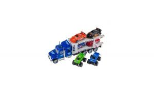 Camion cu 6 masinute