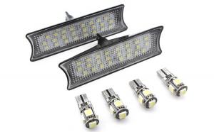 Set Plafoniere LED Fata + Spate dedicate