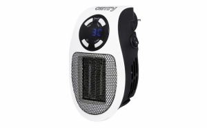 Mini aeroterma ceramica Camry CR 7712,display digital, 700W, 32mp, reglare temperatura