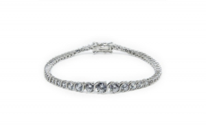 Bratara dama argint 925 cu zirconii crystal