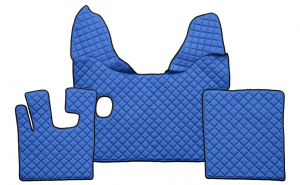 Set pres Daf XF 105 Manual 2007-2012 albastru