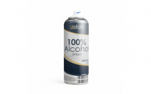 Spray Alcool 100% - 300 ml