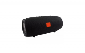 Boxa Portabila Xtreme Cu Bluetooth, USB, Card, Radio, Baterie 10.000 mAH, Autonomie 15 Ore, Rezistenta La Apa, Negru