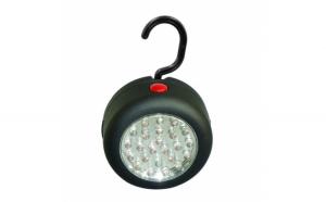 Lampa de lucru Wert W2616, 24 LED-uri, baterii incluse