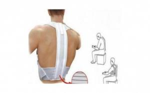Ham profesional pentru indreptarea spatelui si pentru coloana vertebrala