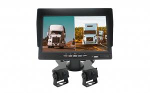 Set Monitor auto AHD cu 2 camere video
