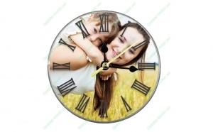 Ceas personalizat cu poza ta, Ziua indragostitilor, Decoratiuni