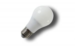 Bec LED - 10W E27 A60 Termoplastic  Alb rece VT-4227
