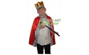 Costum rege, Halloween, Costume originale