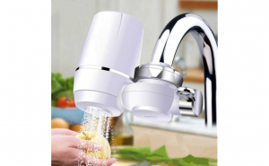 Robinet cu filtru pentru purificarea apei