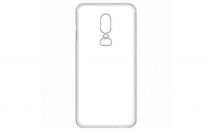 Husa OnePlus 6 Flippy Tpu Transparent