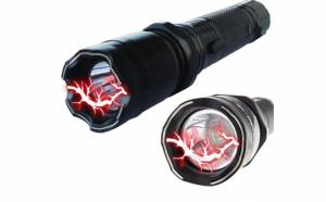 Lanterna cu electrosoc - cel mai bun instrument de autoaparare - C244