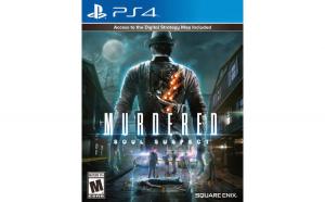Joc MURDERED SOUL SUSPECT ALT pentru PlayStation 4