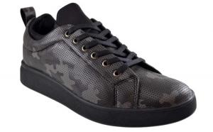 Pantofi Barbati Casual Gri Camuflaj