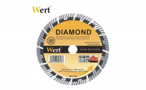 Disc de ferastrau segmentat turbo diamant (180 mm)