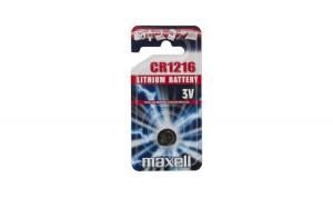 Baterie tip butonCR 1216Li • 3 V