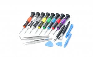 Set surubelnite si unelte MRG C-2811A, 16 componente, multicolor C356