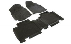 Covoare cauciuc stil tavita TOYOTA RAV 4 IV 2012-> ( 3D 0441 -  A10 )