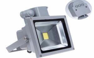 Proiector LED 10w de exterior cu senzor de miscare, la doar 58 RON in loc de 199 RON