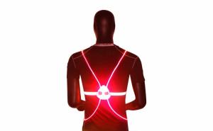 Vesta de siguranta cu LED