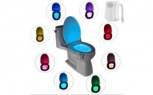 Lampa LED wc 1+1 gratis