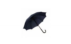 Umbrela albastra tip baston