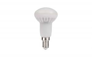 Bec LED - 6W E14 R50  Alb cald  VT-4243